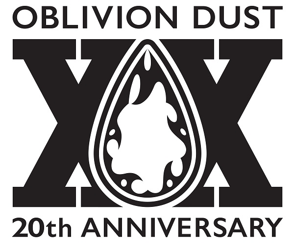 OBLIVION DUST_logo_20th_600