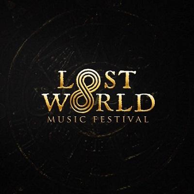 LOST WORLD_ロゴ