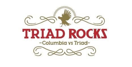 TRIAD ROCKS ロゴ