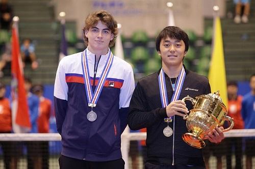 スーパージュニアテニス