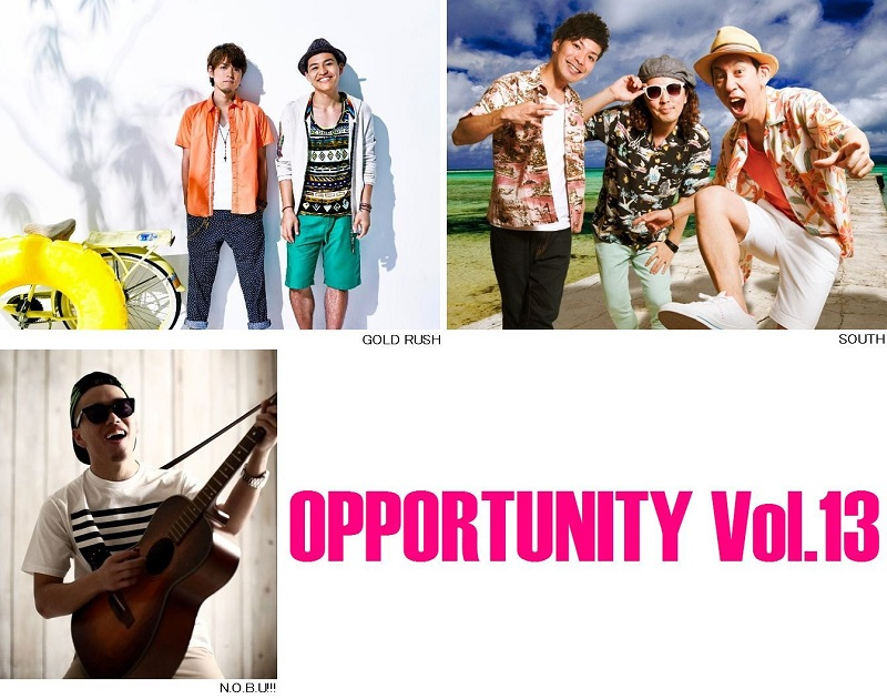 OPPORTUNITY Vol.13