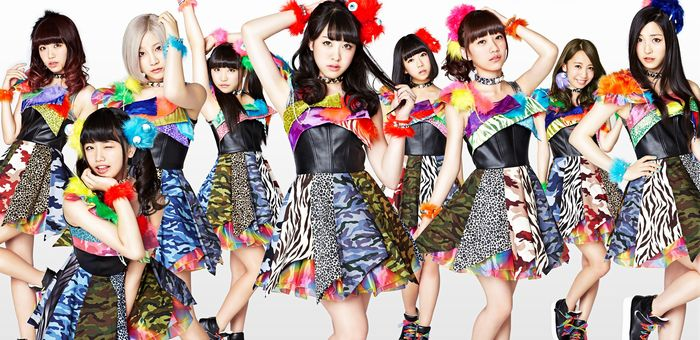Cheeky Parade Talk&Live チキパのオキテVol.15