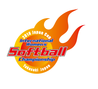 国際女子ソフトボール大会_ロゴ