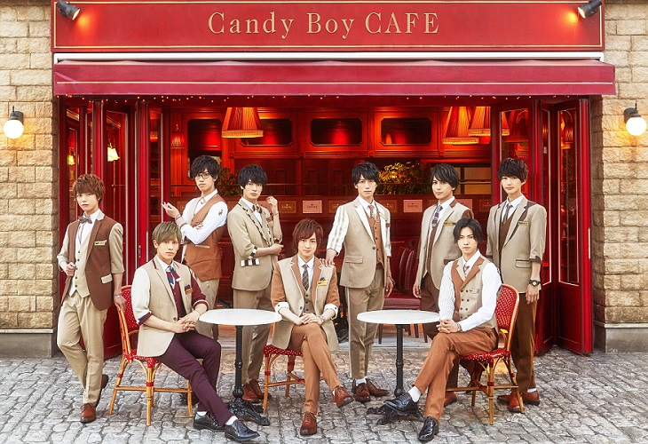 Theatre de Candy Boy