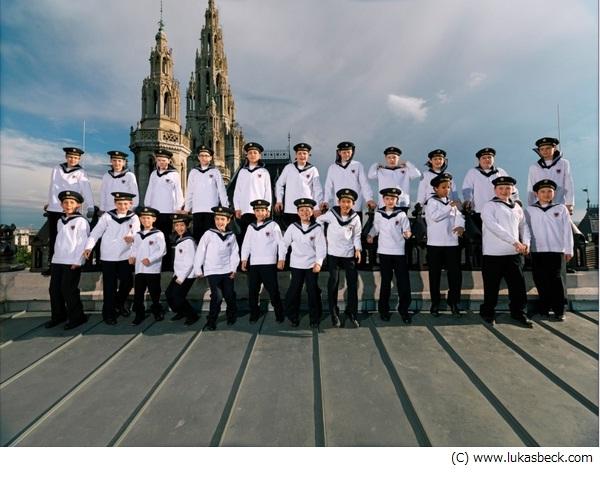ウィーン少年合唱団600