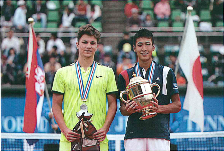 大阪市長杯 2017 世界スーパージュニアテニス選手権大会