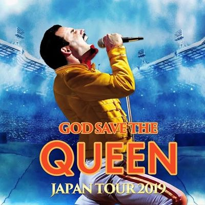 God Save The Queen 四角