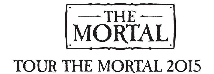 THE MORTALロゴ750
