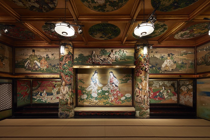 百段階段〜荘厳なる日本美術の空間へ〜