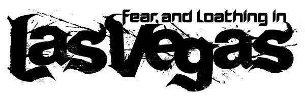 Fear, and Loathing in Las Vegasロゴ