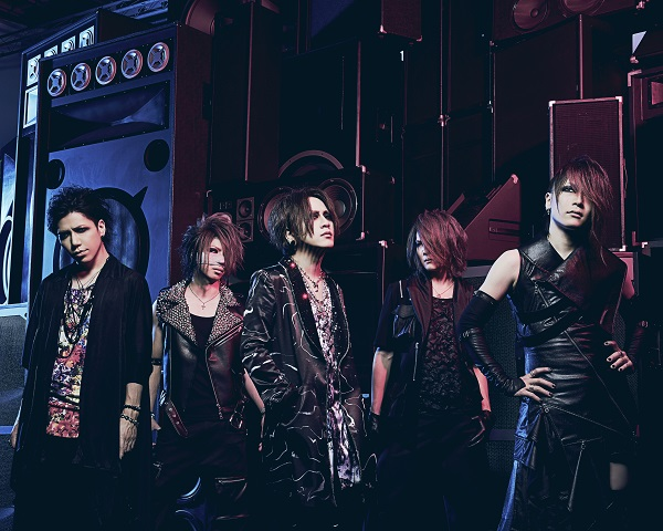 the GazettE_600