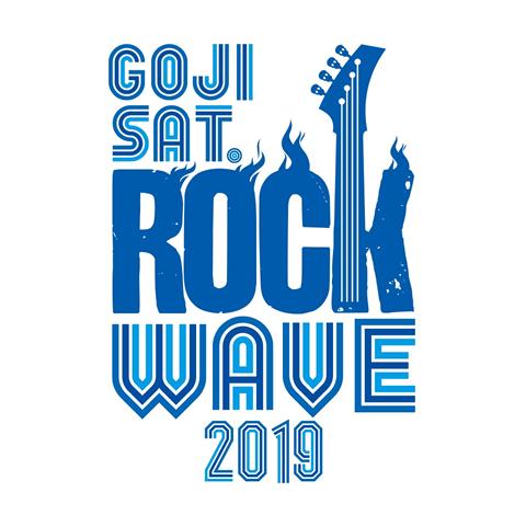 GOJISAT. ROCK WAVE2019〔Aichi Sky Expo (愛知県国際展示場)〕9/28(土)