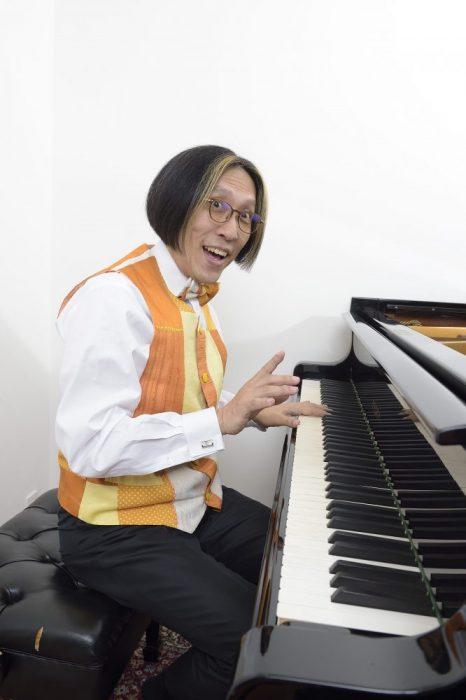 宮川彬良(c)PACO