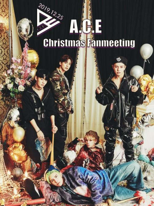 A.C.E 2019 Christmas Fanmeeting