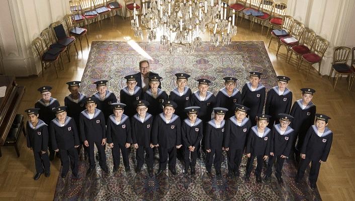 ウィーン少年合唱団2020年