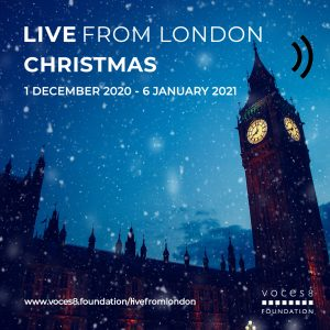 LIVE FROM LONDON - CHRISTMAS / BACH FOR CHRISTMAS