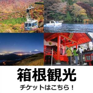 箱根観光おすすめ