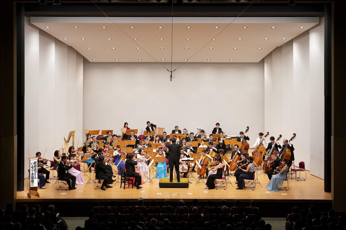 新日本フィルハーモニー交響楽団 ニューイヤー・コンサート2022 in すみだ曳舟